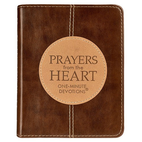Prayers from the Heart - LuxLeather, Devotional