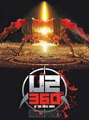 360 At The Rose Bowl (DVD)