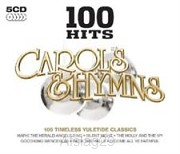 100 hits Carols & Hymns (5-CD)