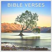2021 Wall Calendar Bible verses