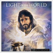 2021 Wall Calendar Light of the world