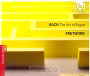 The Art of Fugue, CD+Catalogus