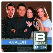 8 Great Hits - Avalon (CD)