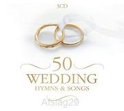 50 Wedding Hymns & Songs (3er CD-Box)