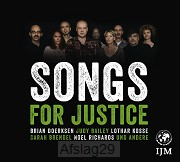 Songs For Justice (CD)
