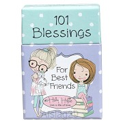 101 Blessings for Best Friends