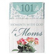 101 moments with God for moms - 50 doubl