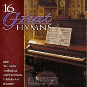 16 Great Hymns (CD)