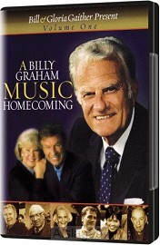 A Billy Graham Homecoming Volume One (DV