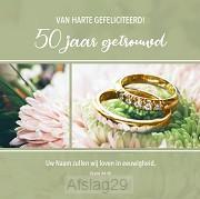 50 jaar getrouwd m/t