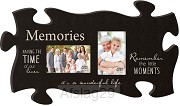 Memories - with 2 photo frames - Puzzle