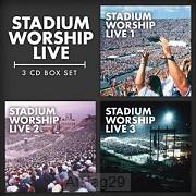 Stadium Worship - Live (3-CD)