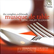 the complete tafelmusik