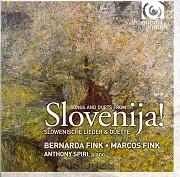 Slovenija! Slovenian Art Songs