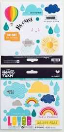 His Promise - Cardstock stickers