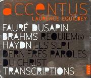 Accentus Coffret 5-CD