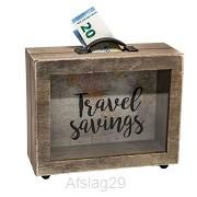 Spaarkoffer 'travelsavings'