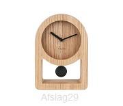 Tafelklok Lena pendulum wood