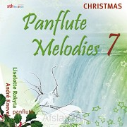 Panflute Melodies 7 Christmas