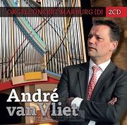Orgelconcert Marburg (D), André van Vli