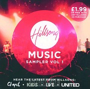Hillsong Music Sampler Volume 1 (CD)