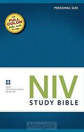 NIV* Study Bible - Personal Size