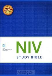 NIV Study Bible Standard