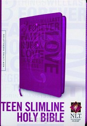 Teen Slimline Bible, 1 Cor 13