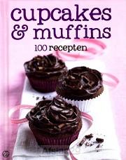 100 recepten Cupcakes & Muffins