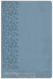 (in)courage Devotional Bible - Blue