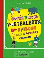 Fantastische voetbalboek vol epische