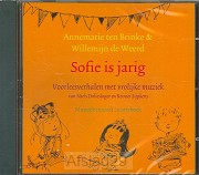 Sofie is jarig luisterboek