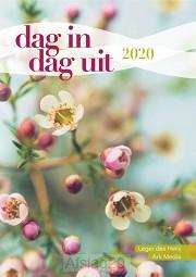 Dag in dag uit 2020 dagboek