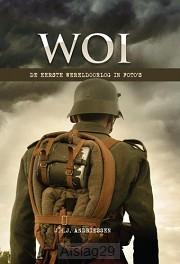 Eerste wereldoorlog in foto's met DVD