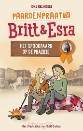 Paardenpraat tv Britt & Esra - Het spook