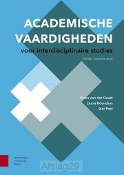 Academische vaardigheden voor interdisci
