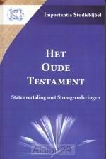 Oude Testament SV + Strongcoderingen GEB