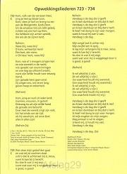 Tekstaanvulling - A5  - nr.723-734