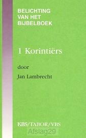 1 korintiers  POD