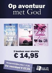 Pakket op avontuur met God set3 boeken