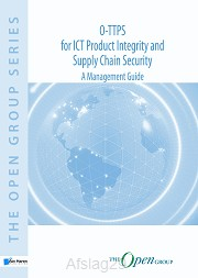 O-TTPS: for ICT Product Integrity and Su