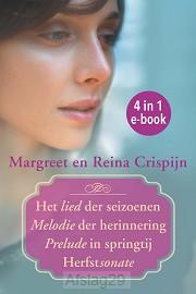 Het lied van het leven 4 in 1 e-book