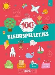100 kleurspelletjes