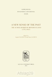 A new sense of the past