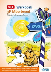 3F Mbo-breed / VIA / Werkboek