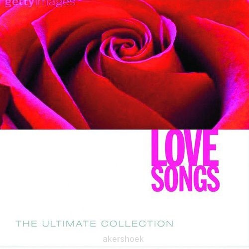 Ultimate Collection Love Songs - CD