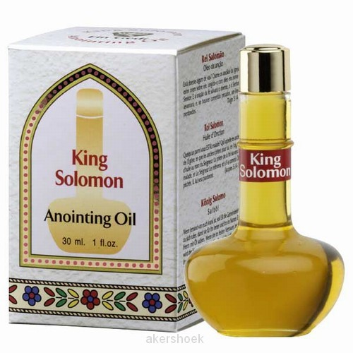 Anointing oil 30ml king solomon