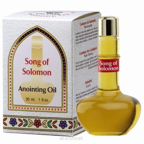 Anointing oil 30ml song of solomon