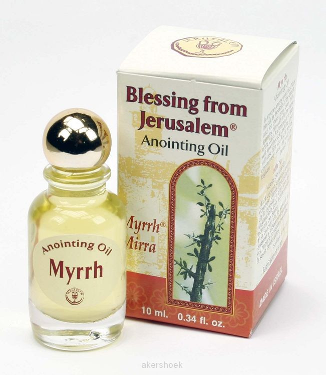 Anointing oil myrrh 10ml