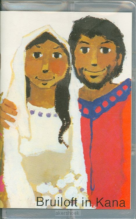 Diaserie bruiloft in kana
